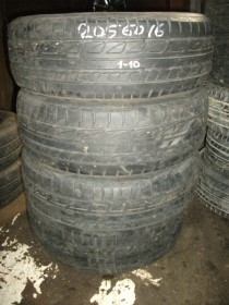 BRIDGESTONE PLAYZ 205/60 R16 Летняя
