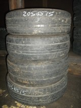 BRIDGESTONE PLAYZ RV 205/65 R15 Летняя
