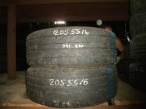 BRIDGESTONE MY01 205/55 R16 Летняя