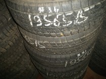 AUTOBACS NORTH TREK N2 195/65 R15 Зимняя