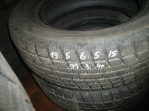 YOKOHAMA ICE GUARD IG20 195/65 R15 Зимняя